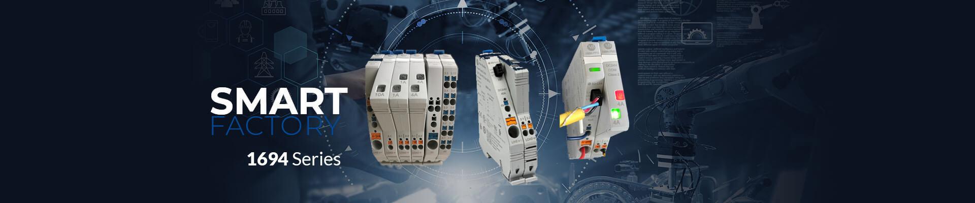 Dispositivi di protezione dei circuiti modulari 1694 - Rockwell Automation