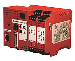 Rockwell Automation - SmartGuard 600 Safety Controllers with Safety