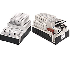 Rockwell Automation - Electrically & Mechanically Held Multi-Pole Lighting Contactors