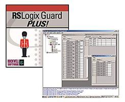 Rockwell Automation - RSLogix Guard PLUS! Software