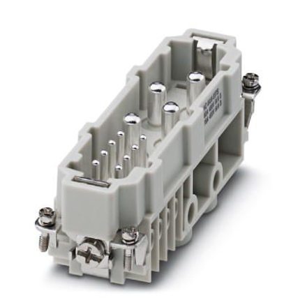 Phoenix Contact 1679333 ROBUST CONNECTOR INDUSTRIAL MALE TO 4 OF POTÊNC...