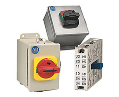 Rockwell Automation - IEC Load Switches
