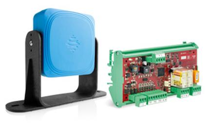 INXPECT LBK-CS14 KIT LBK SYSTEM controllore + 4 sensori smart