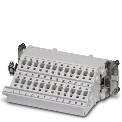 Phoenix Contact 1648490 Terminal adapter - HC-B 24-A-DT-PER-F - 1648490