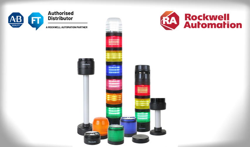 Torrette luminose Rockwell Automation