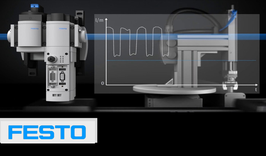 Energy efficiency: advantages and solutions from Festo