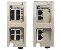 Rockwell Automation - Stratix 6000 Fixed Managed Ethernet Switches
