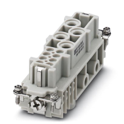 Phoenix Contact 1679320 CONNECTOR FOR INDUSTRIAL ROBUST FEMALE 4 POWER ...