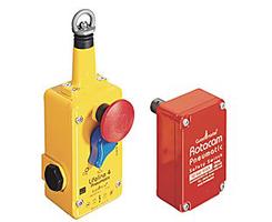 Rockwell Automation - Pneumatic Rotacam Hazardous Location Switches