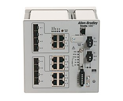 Rockwell Automation - Stratix 5400 Industrial Ethernet Switches