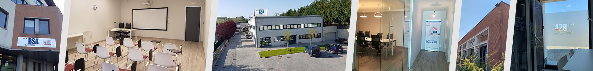 Uffici Commerciali Technology BSA