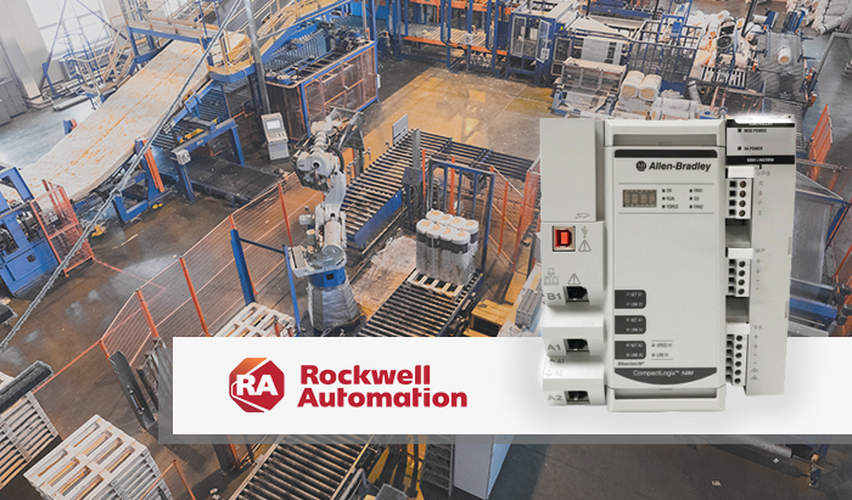 CompactLogix 5480 Rockwell Automation