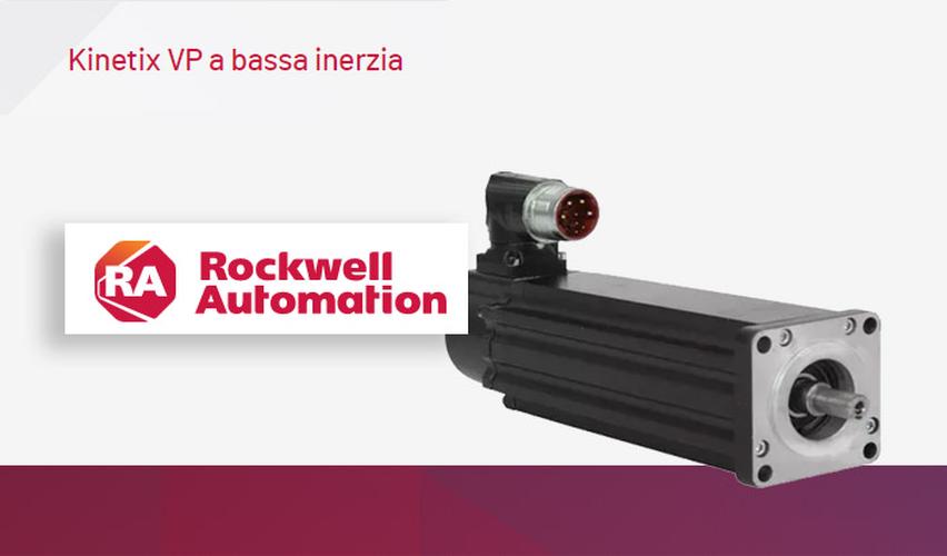 Rockwell Automation Low Inertia Servo Motor