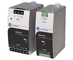 Rockwell Automation - DIN Rail Surge Protector & Filters