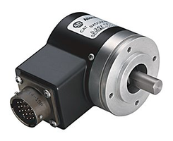 Rockwell Automation - Single-Turn Absolute Encoders with Zero Set Pin