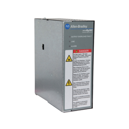 Rockwell Automation 1608N-006A120V2S MiniDySC - Single-Phase Voltage Sag Correction,...
