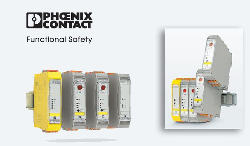 Sicurezza funzionale Phoenix Contact