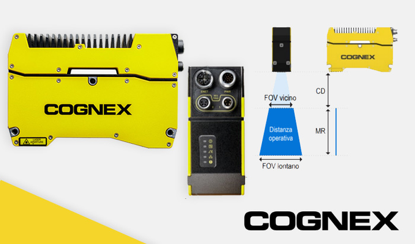High performance industrial camera - Cognex