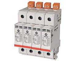 Rockwell Automation - DIN Rail AC Surge Protectors
