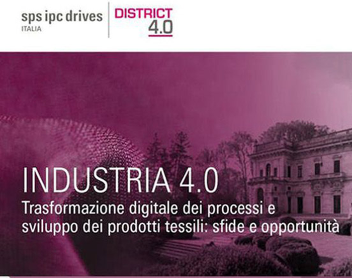 Digital transformation of processes and development of textile products