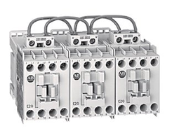 Rockwell Automation - Electrically Held Multi-Pole Lighting Contactors