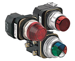 Rockwell Automation - 800T 18 mm Pilot Lights