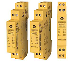 Rockwell Automation - DIN Rail Dataline Surge Protectors