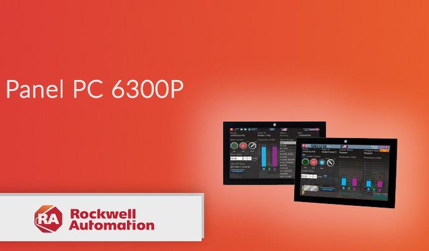 Panel PC Rockwell Automation VersaView 6300P