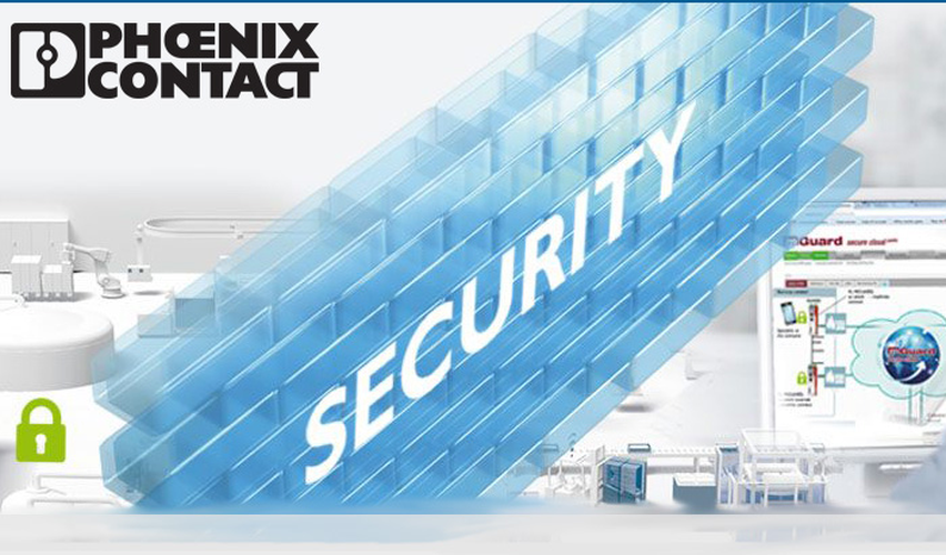 INDUSTRIAL NETWORK SECURITY: HOW PHOENIX CONTACT MANAGES CYBER SECURITY