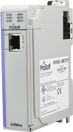 Prosoft Technology MVI69E-MBTCP Modbus TCP/IP Enhanced Communication Module