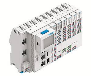 Sistema controllo modulare Festo