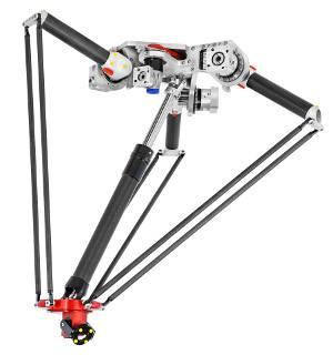 Robot Delta tre assi