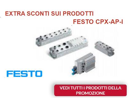 Promozione sistema di automazione CPX-AP-I Festo