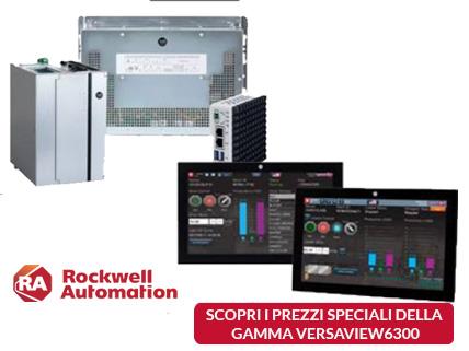 PanelPC, Monitor, PC Box VersaView6300  Rockwell Automation
